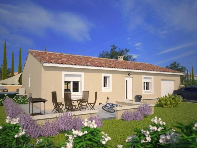 Maison  3 pièces + Terrain 1464 m² Gibel par MAISONS FRANCE CONFORT