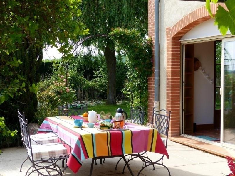 Location vacances Mazères -  Maison - 5 personnes - Barbecue - Photo N° 1