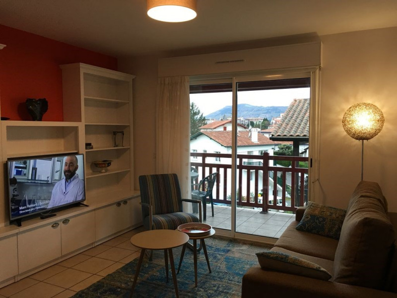 Location vacances Hendaye -  Appartement - 4 personnes - Cour - Photo N° 1