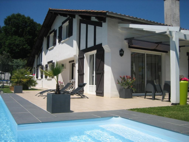 Holiday rentals Anglet - House - 8 persons - BBQ - Photo N° 1