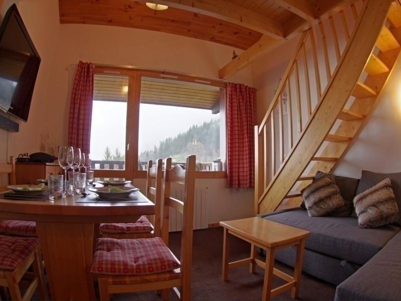 Location vacances Les Avanchers-Valmorel -  Appartement - 4 personnes - Jardin - Photo N° 1
