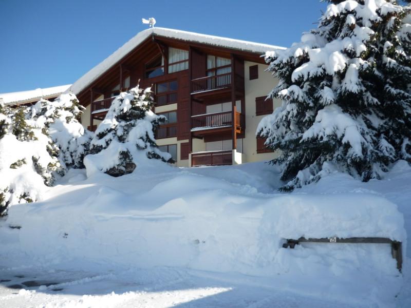 Location vacances Crest-Voland -  Appartement - 5 personnes - Jeux d'extérieurs - Photo N° 1