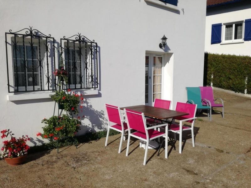 Holiday rentals Ciboure - Apartment - 2 persons - Garden - Photo N° 1
