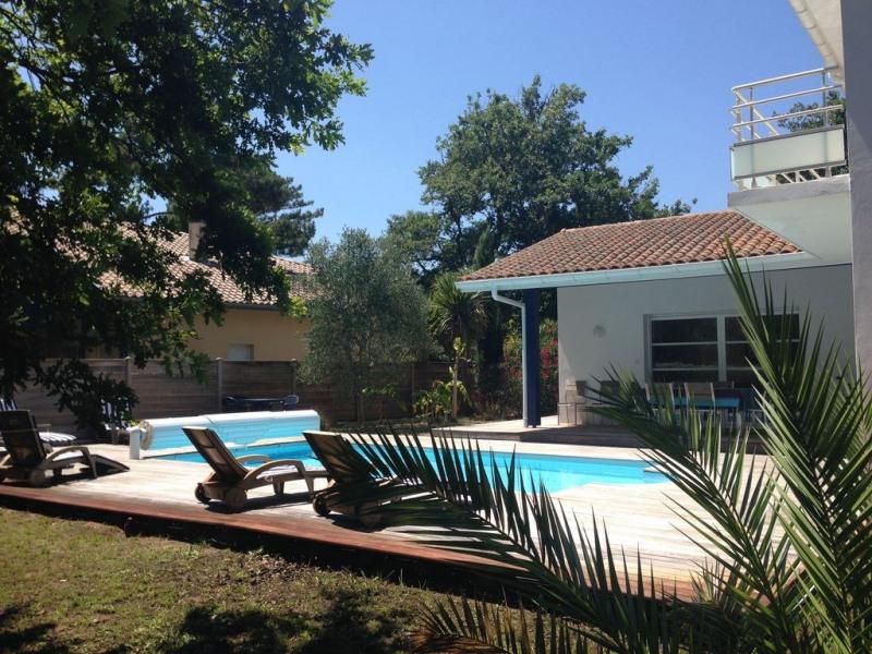 Villa contemporaine, 5 étoiles à Capbreton