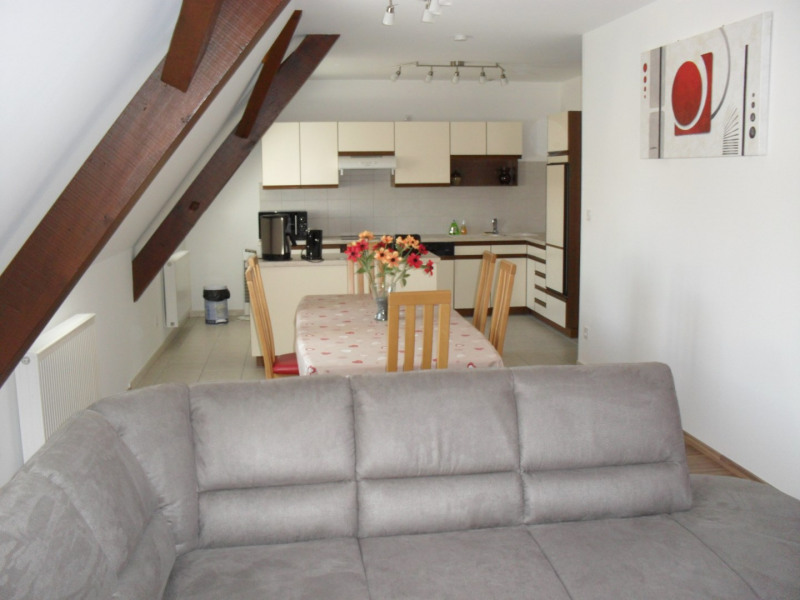 Location vacances Neuf-Brisach -  Appartement - 4 personnes - Barbecue - Photo N° 1
