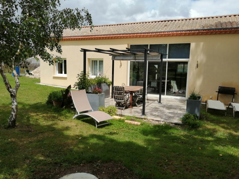Location vacances Berson -  Gite - 6 personnes - Barbecue - Photo N° 1