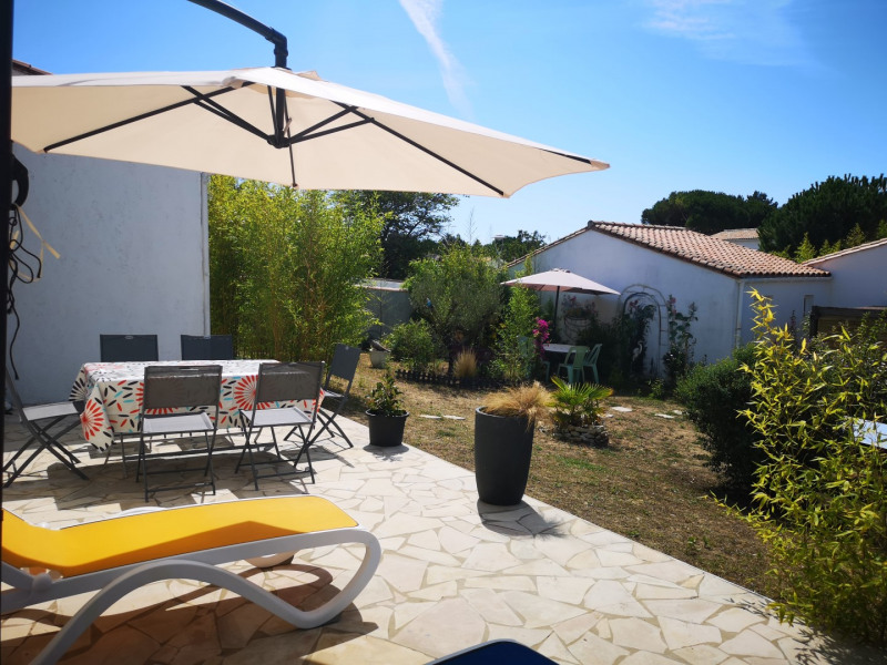 Holiday rentals La Flotte - House - 6 persons - BBQ - Photo N° 1