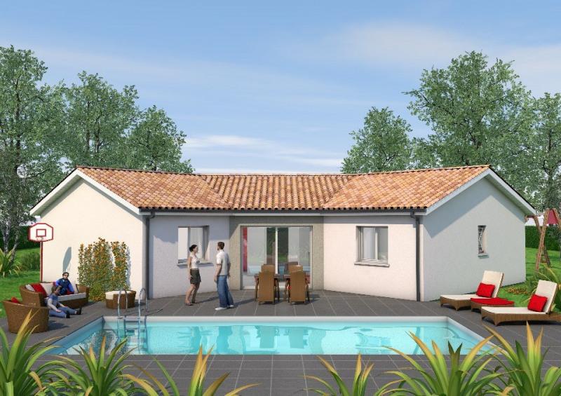 Maison  4 pièces + Terrain 3491 m² Aire-sur-l'Adour par BATISOFT CONSTRUCTION AIRE SUR ADOUR