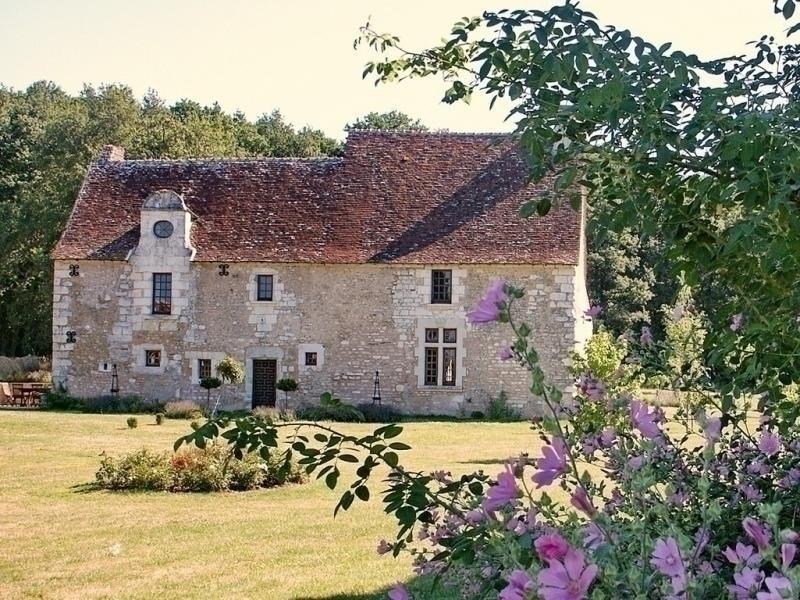 Location vacances Orbigny -  Maison - 8 personnes - Barbecue - Photo N° 1