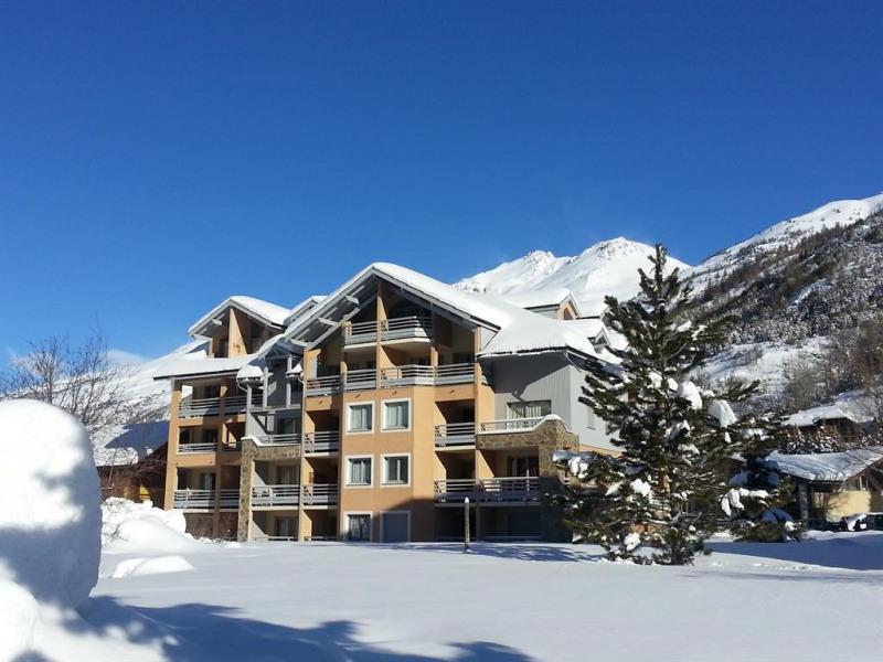 l appartement en mars sous la neige