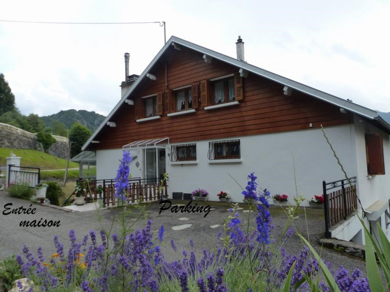 Holiday rentals Ax-les-Thermes - Apartment - 4 persons - BBQ - Photo N° 1