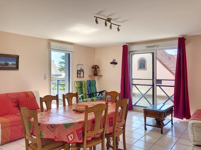 Location vacances Jullouville -  Appartement - 2 personnes - Télévision - Photo N° 1