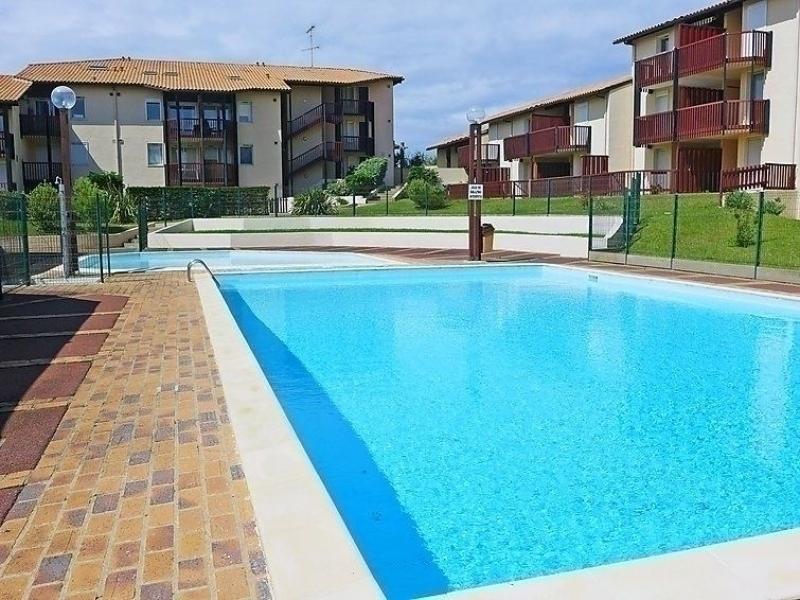 Location vacances Vieux-Boucau-les-Bains -  Appartement - 4 personnes - Jardin - Photo N° 1
