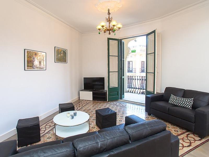 Location vacances Barcelone -  Appartement - 8 personnes - Télévision - Photo N° 1