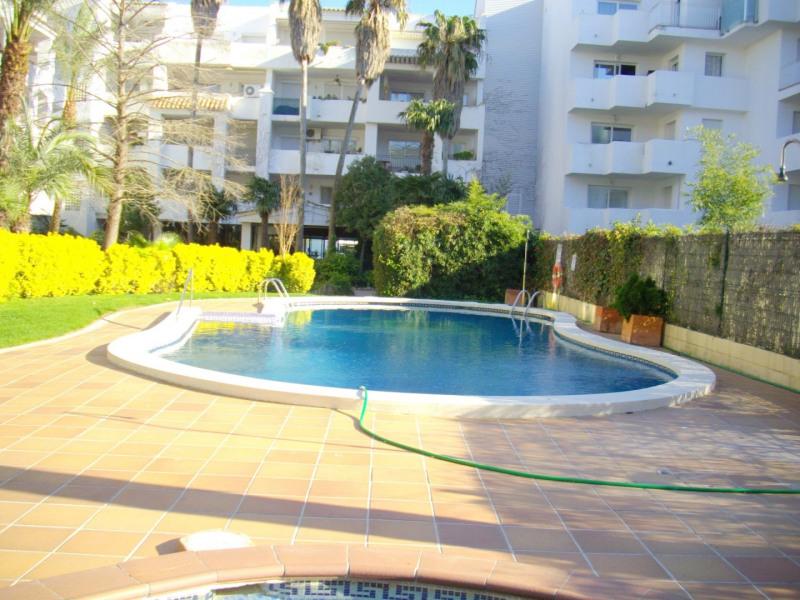 Location vacances Rosas -  Appartement - 5 personnes - Jardin - Photo N° 1
