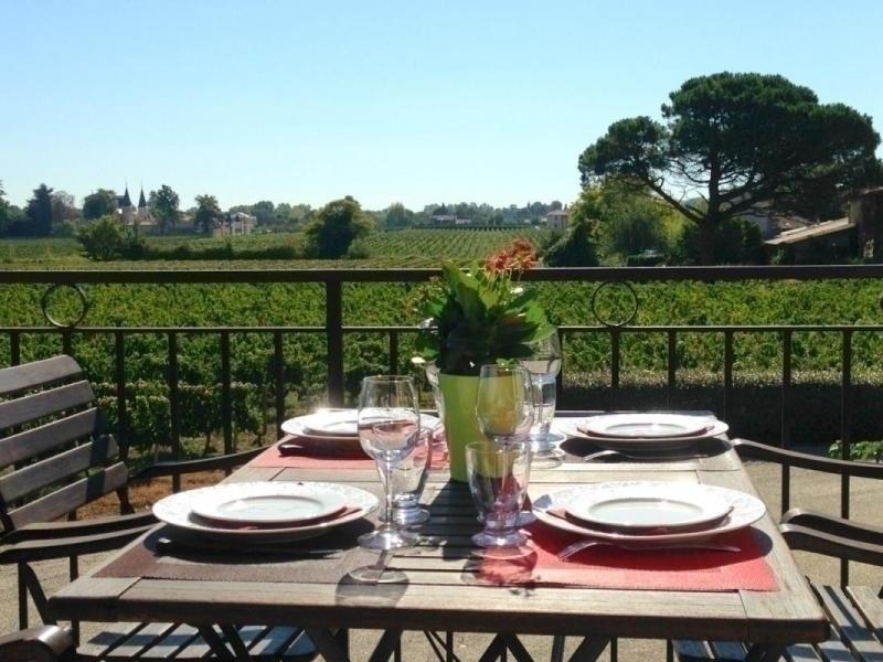 Location vacances Portets -  Maison - 4 personnes - Barbecue - Photo N° 1