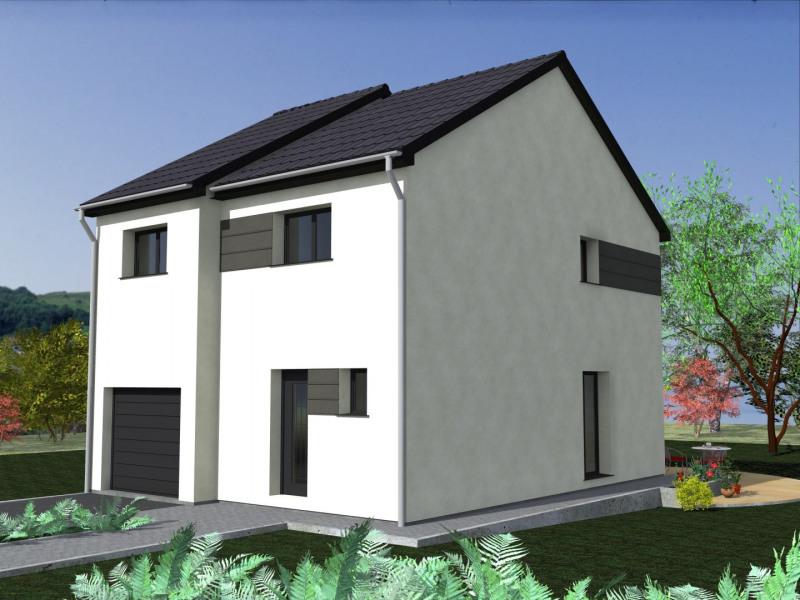 Maison  5 pièces + Terrain 500 m² Laquenexy par KEVAL CONSTRUCTION