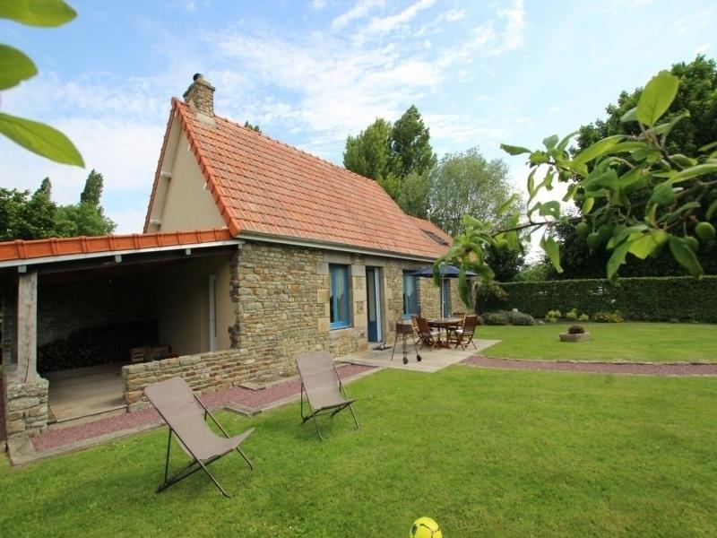 Location vacances Vains -  Maison - 6 personnes - Barbecue - Photo N° 1