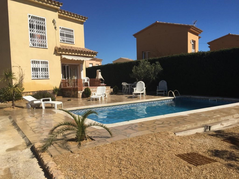 Maison pour 8 pers. avec piscine privée, l'Ametlla de Mar