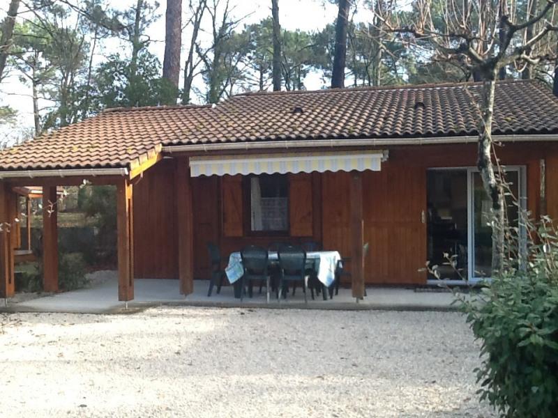 Chalet 3 chambres dans village de vacances