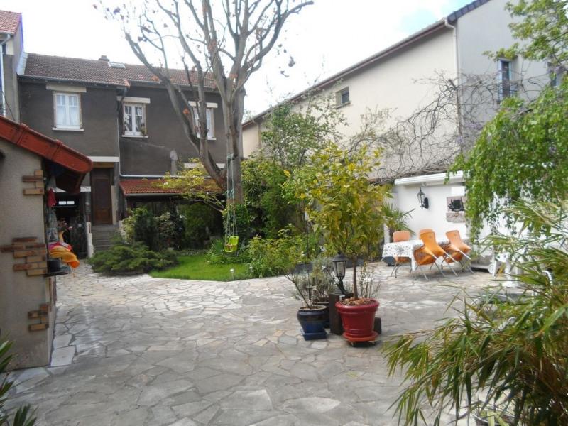 Un coin de verdure proche Paris & Métro