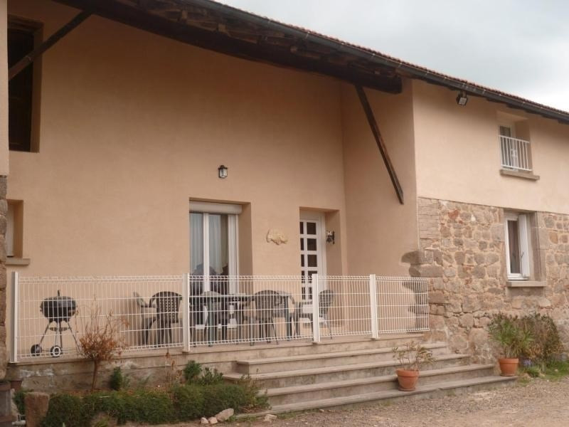 Location vacances Salt-en-Donzy -  Maison - 4 personnes - Barbecue - Photo N° 1