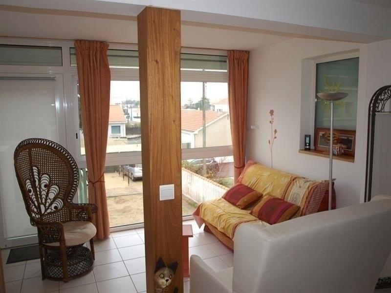 Location vacances Saint-Jean-de-Monts -  Appartement - 6 personnes - Télévision - Photo N° 1