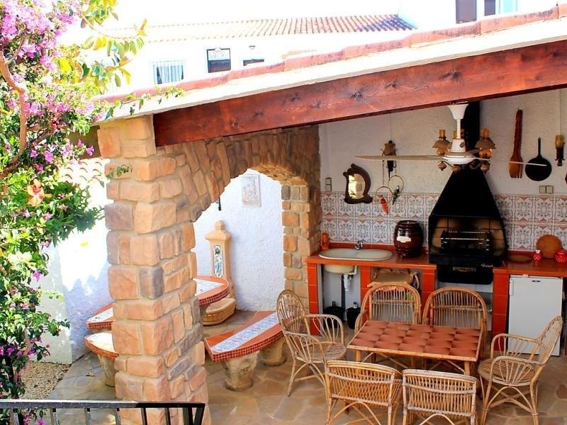 Location vacances la Nucia -  Maison - 5 personnes - Barbecue - Photo N° 1