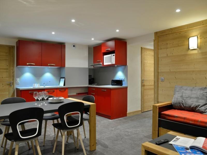 Appartement 3 pièces rénové dans une station familiale au pied des pistes