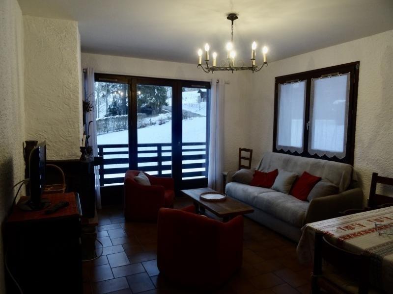 Location vacances Combloux -  Appartement - 7 personnes - Télévision - Photo N° 1