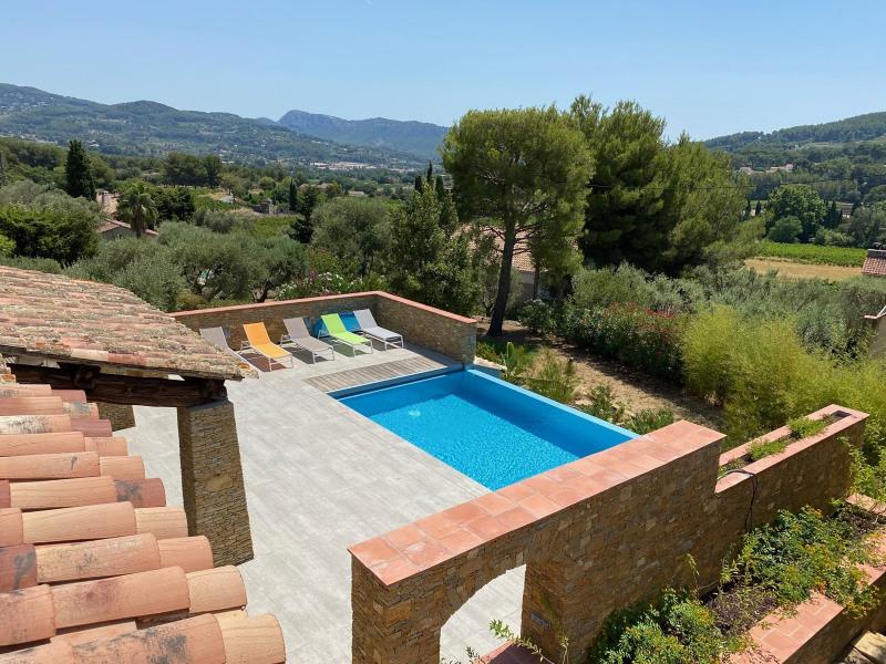 Location vacances La Cadière-d'Azur -  Maison - 10 personnes - Télévision - Photo N° 1