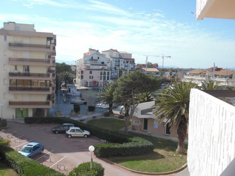 Location vacances Canet-en-Roussillon -  Appartement - 3 personnes - Ascenseur - Photo N° 1