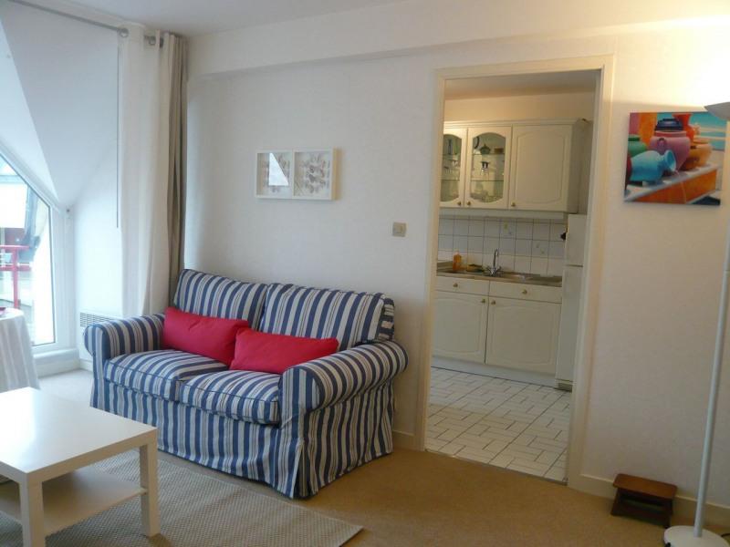 Location vacances Perros-Guirec -  Appartement - 3 personnes - Radio - Photo N° 1