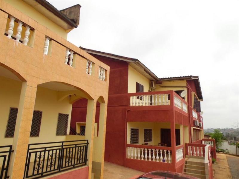 Location vacances Yaoundé IV -  Appartement - 10 personnes - Barbecue - Photo N° 1