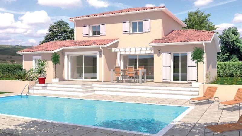 Maison  5 pièces + Terrain 705 m² Nailloux par SIC HABITAT