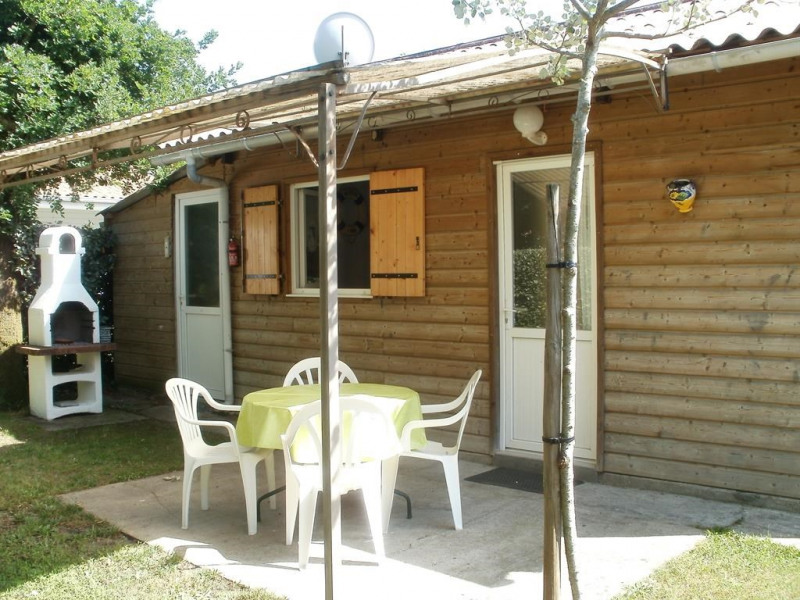 Location vacances Gujan-Mestras -  Maison - 3 personnes - Barbecue - Photo N° 1