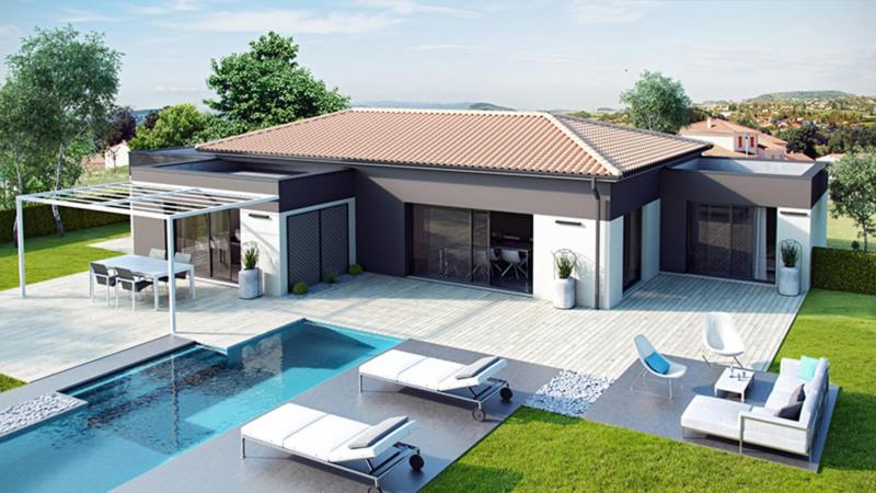 Maison  6 pièces + Terrain 1400 m² Frouzins par CELIA CREATION