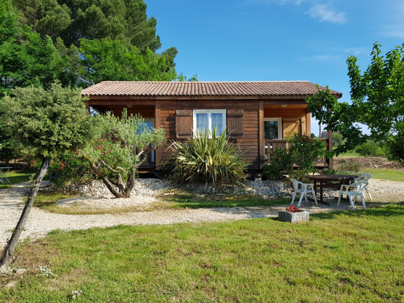 Location vacances Ruoms -  Maison - 8 personnes - Barbecue - Photo N° 1
