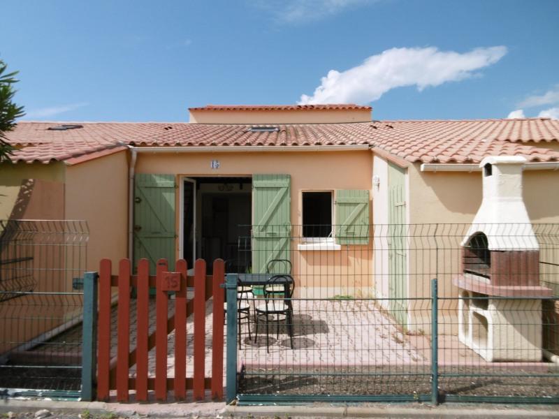 Location vacances Le Barcarès -  Maison - 4 personnes - Lave-linge - Photo N° 1