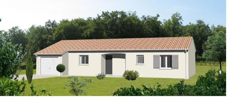 """Modèle de maison  """"Villa Plain-Pied"""