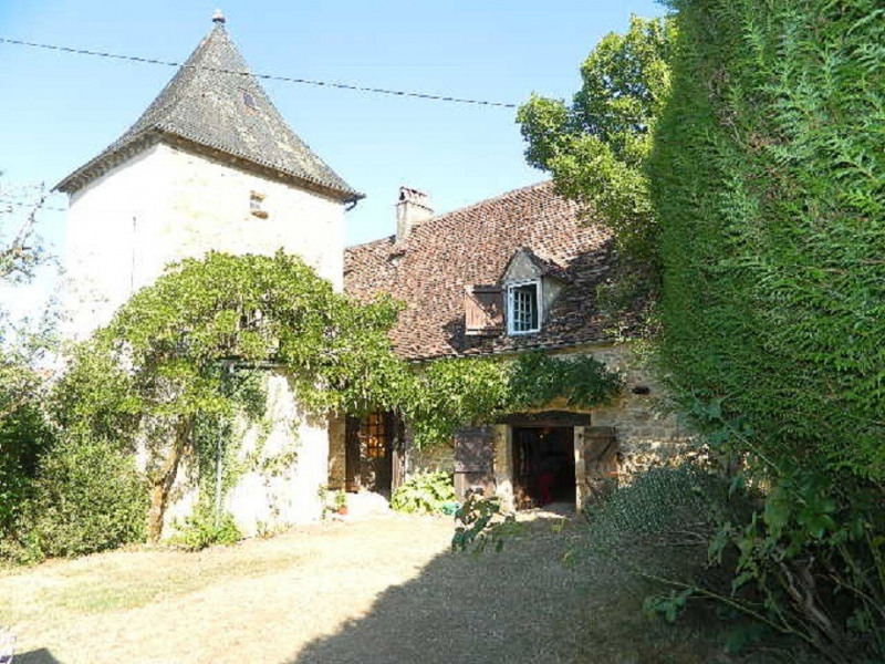 Ferienwohnungen Saint-Julien-de-Lampon - Haus - 9 Personen - Grill - Foto Nr. 1