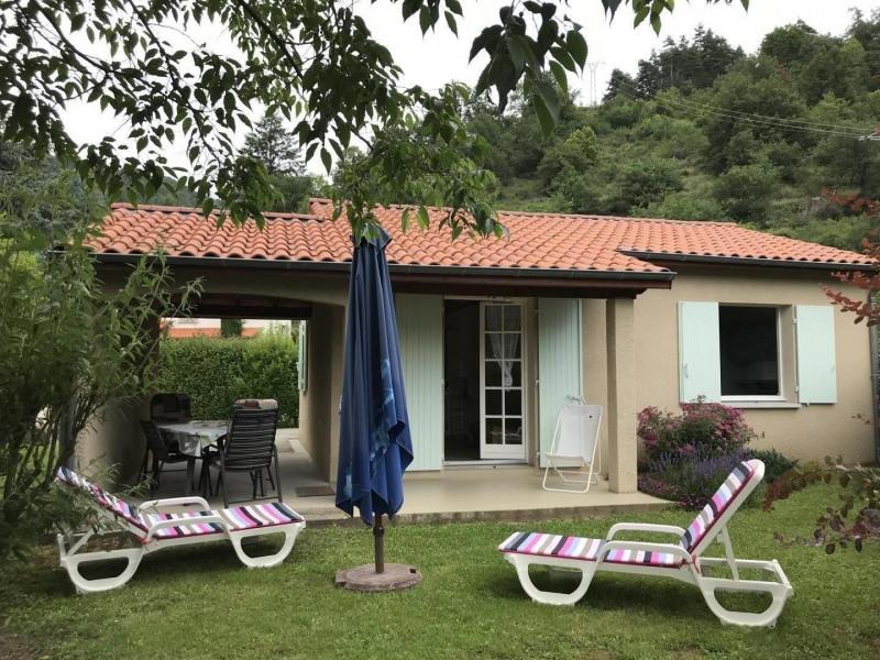 Location vacances Lamastre -  Maison - 4 personnes - Barbecue - Photo N° 1
