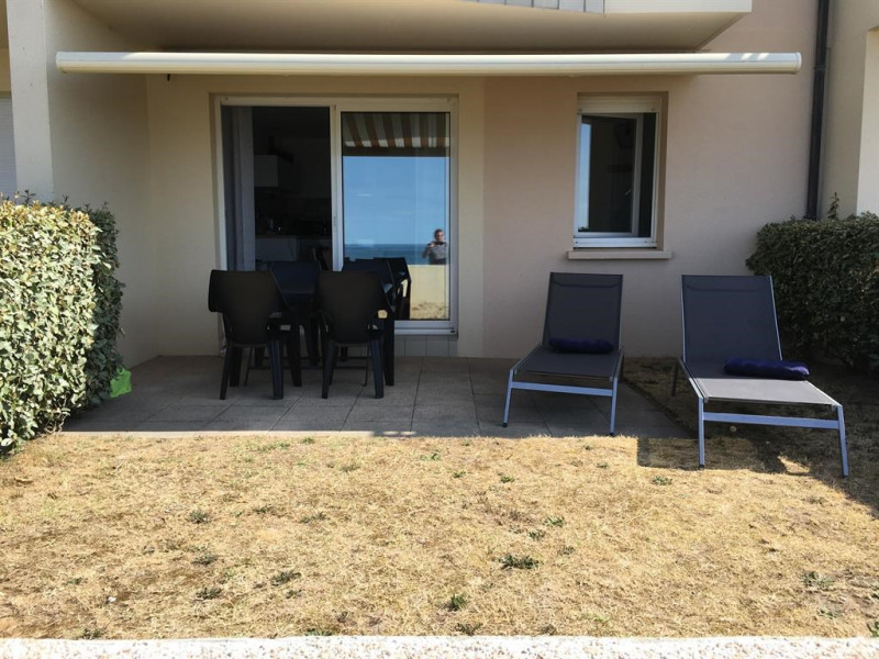 Holiday rentals Barneville-Carteret - Apartment - 2 persons - BBQ - Photo N° 1