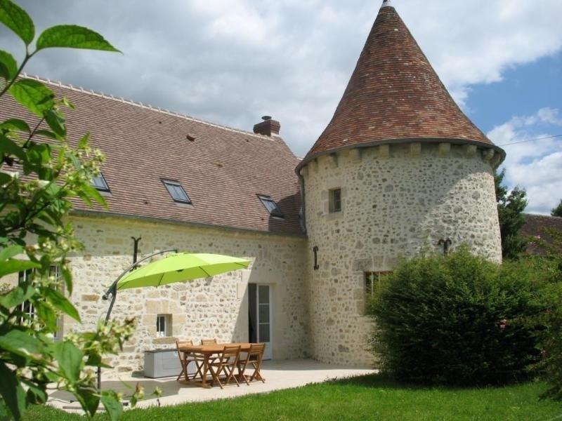 Location vacances Coulonges-sur-Sarthe -  Maison - 13 personnes - Barbecue - Photo N° 1