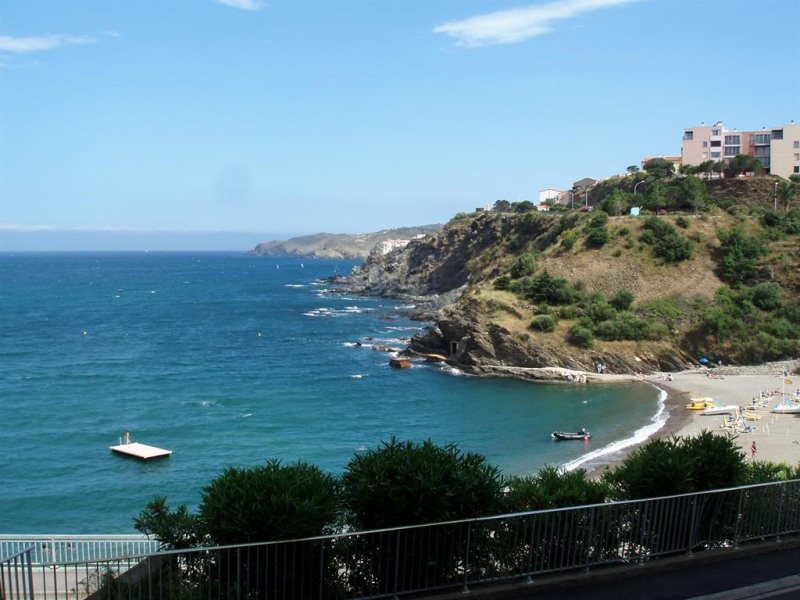 Holiday rentals Banyuls-sur-Mer - Apartment - 4 persons - Garden furniture - Photo N° 1