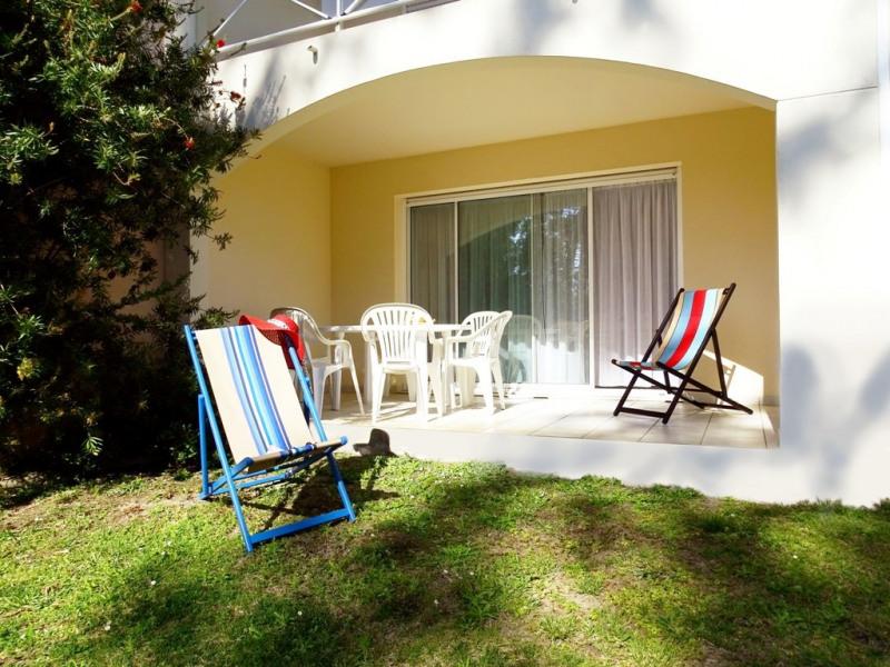 Vacances plage à 500 m ! Bel appartement avec terrasse, wifi, piscine et parking