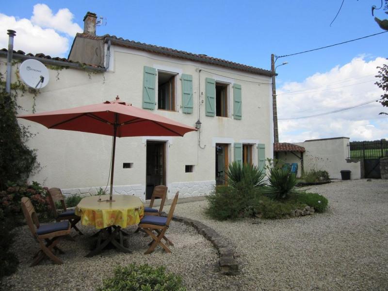 Gîte au coeur de la campagne, Coulgens / St Angeau, Charente - 4 adultes + bébé