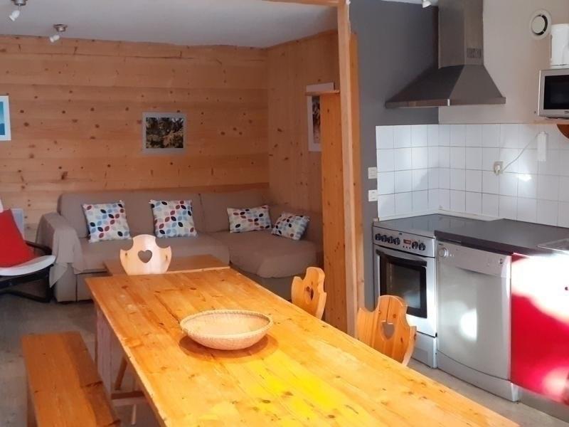 Location vacances Fontcouverte-la-Toussuire -  Appartement - 9 personnes - Télévision - Photo N° 1