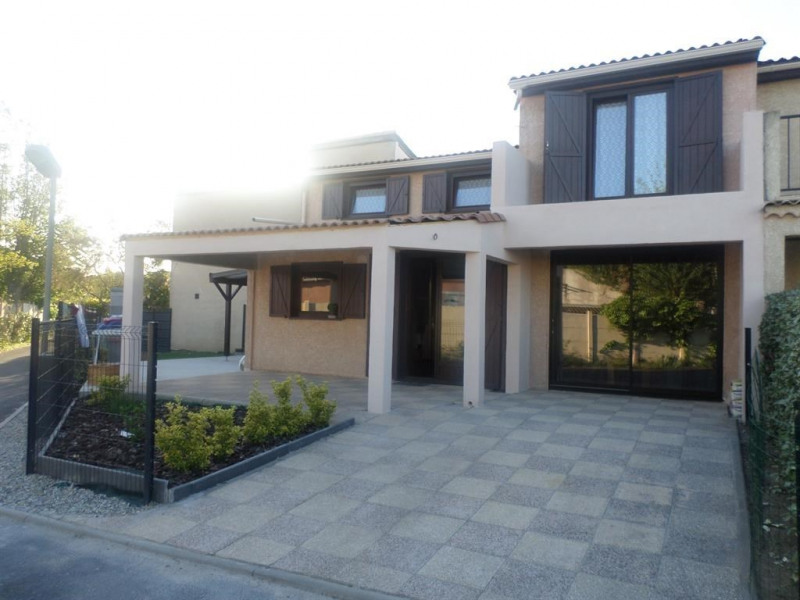 Villa pour 8 pers. avec piscine, Portiragnes