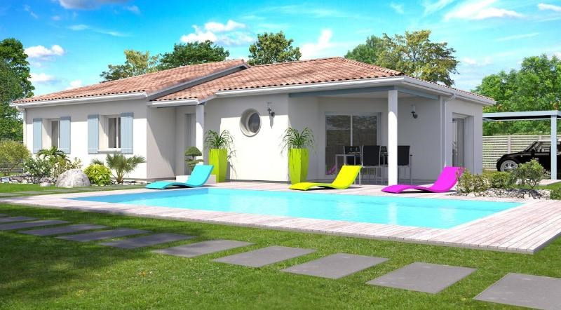 Maison  4 pièces + Terrain 1111 m² Nerac par SIC HABITAT